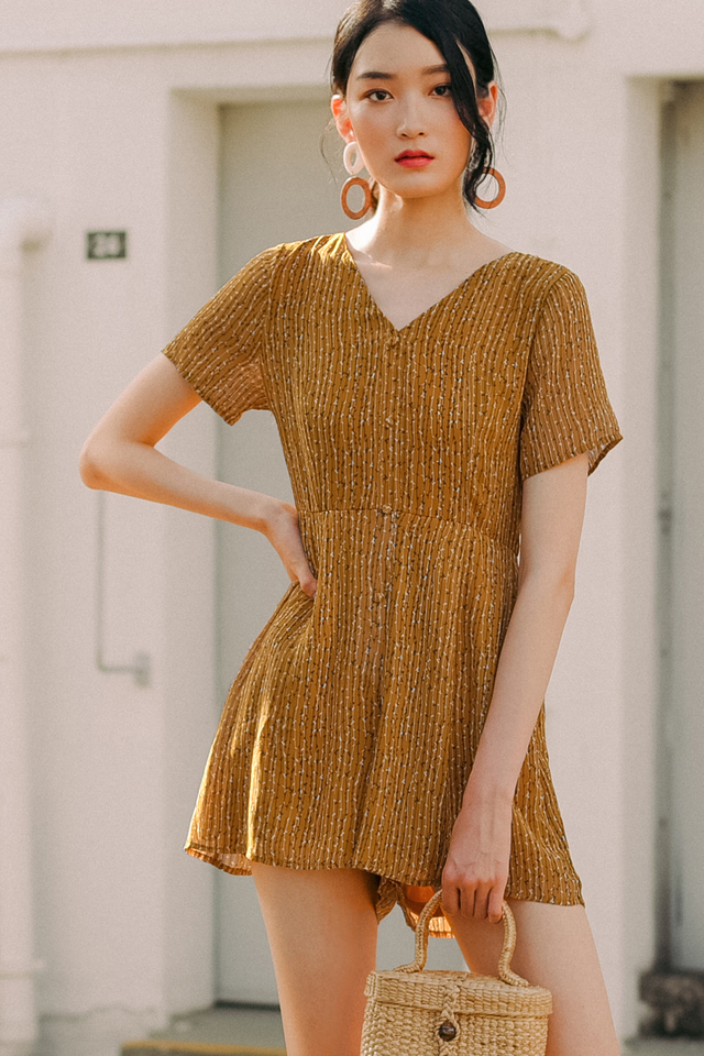 DANELL PLAYSUIT