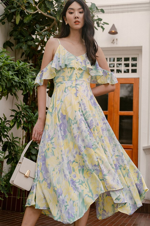 CAVANA MAXI IN YELLOW