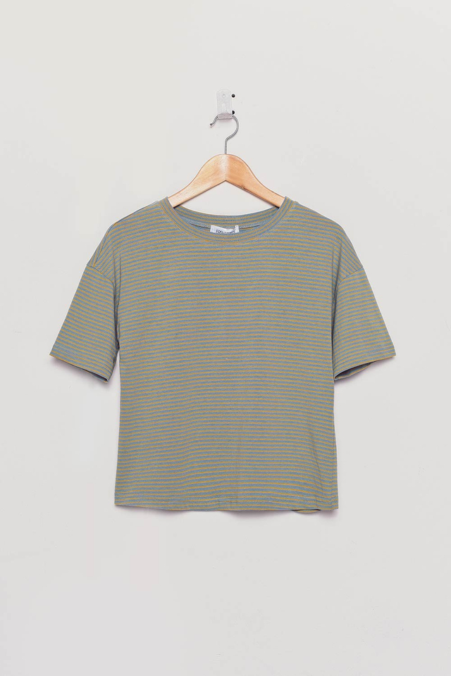 WALTER STRIPED TEE
